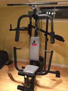 Complete Weider Home Gym Exercise Equipment