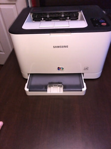 Samsung Color LaserJet Printer