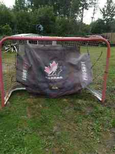 HOCKEY NET DELUXE