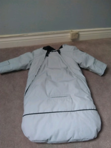 AlpineTek heavy duty coat for babies