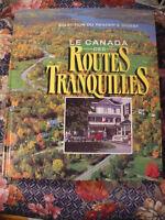 LE CANADA DES ROUTES TRANQUILLES