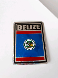 Belize Stickers