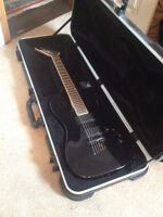 Jackson DKMGT Dinky with EMG Pickups and Hard Case