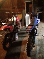 I have a 2004 yzf 250 sell or trade