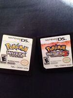 Pokemon White and White 2 [GREAT CONDITION]