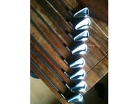 Mizuno mx 200 golf club irons