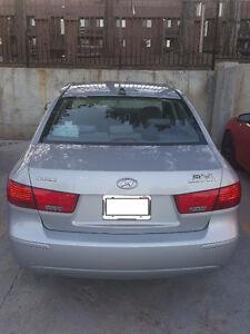2009 Hyundai Sonata GL Sedan