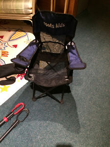 Roots Kids Foldable Camping Chair