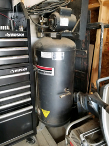 Professional 5HP Single Stage 60Gal Compressor