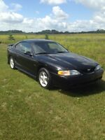 1998 Ford Mustang GT 4.6L