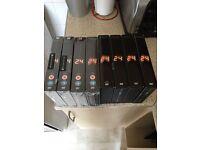 24 DVD series 1 - 8