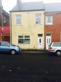 Fully refurbished 3 bed property to let, Ada street, mutton, seaham