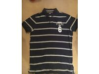 SuperDry Navy Polo Shirt (L)