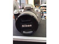 NIKON F55 SLR Camera