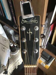 Guitare Électroacoustique Simon and Patrick Sunburst Series Folk