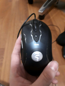 Laptop + gaming mouse package