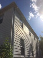 Need new gutter and fascia installed