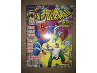 The Exploits of SpiderMan #13