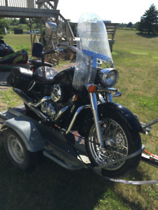 2006 Honda Shadow Aero VT750C some damage only $2750