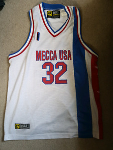 Official Mecca USA Jersey XXLarge