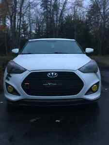 2014 Hyundai Veloster Turbo Fully loaded with Performace Parts