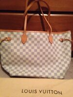 Louis Vuitton Neverfull Tote (faux)