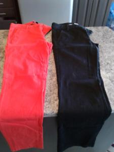 Tommy Hilfiger pants both women's size 6