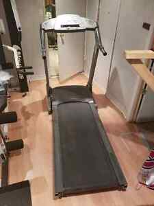 Treadmill Needs A Jogger
