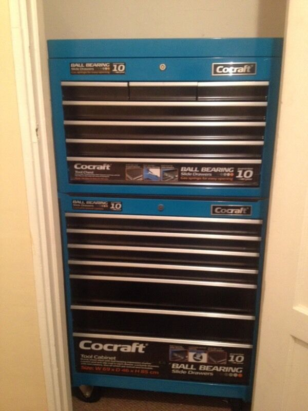 Lightly Used Co Craft Tool Chest In Armthorpe South