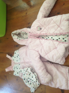 fille/girls 18mois automne/hiver fall/winter