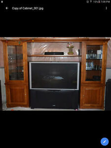 Flat screen Projection Tv