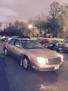 2004 Cadillac DTS ONE OWNER SAFETY &E-TEST