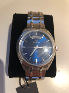 Brand New - Mens Bulova Watch - Never Used For Sale