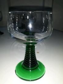 French Luminarc Beehive Glasses Retro