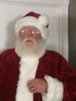 Santa and Mrs.Clause available for booking.