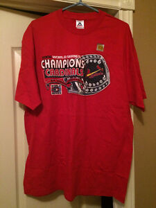 St. Louis Cardinals 2006 World Series Champions Tshirt