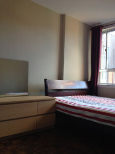 Room in a newly renovated apartment near Seneca Newnham Campus