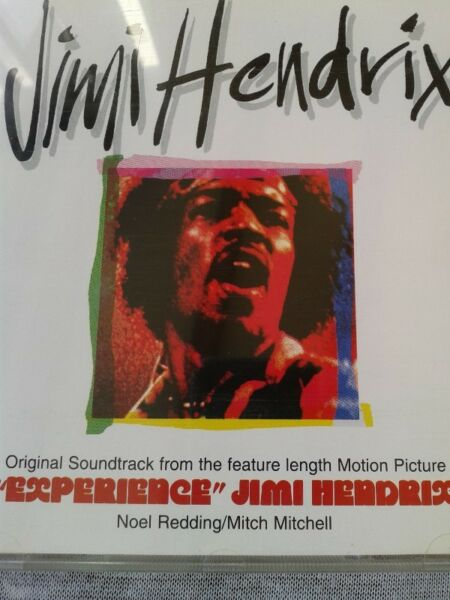 "Jimi Hendrix- Original Soundtrack to the Motion Picture ""Experience"" cd"