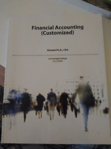 Financial Accounting (Customized) Conestoga College