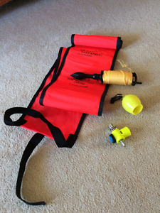 Scuba diving safety equipment