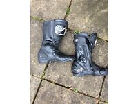Alpine star road boots