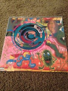 Red hot chilli peppers uplift mofo party plan vinyl record