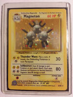 *****Rare Mint Holographic Pokemon Card - Magneton*****