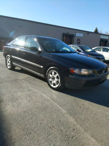 2005 Volvo S60 2.5l Turbo All Wheel Drive! NEW MVI