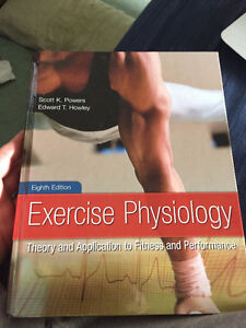 Exercise Physiology - 8th Edition - Price Negotiable