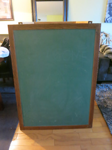 Antique School House Chalkboard