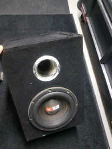 10 inch subwoofer box