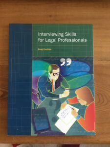 Interviewing Skills for Legal Professionals
