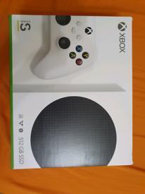 Xbox Series S brand new console