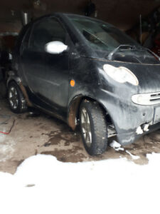 2006 Smart Fortwo pulse Coupe (2 door)